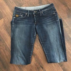 G Star raw denim jeans